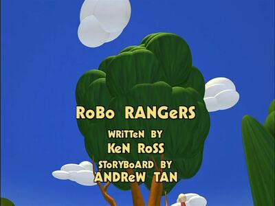 Robo Rangers