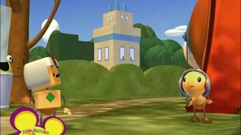 Rolie Polie Olie - Follow Yer Nose (Spanish Version)