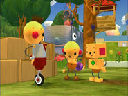 Welcome Wheelie with Olie Polie and Billy Bevel