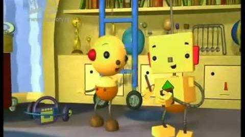 Rolie Polie Olie - Baby Talk (Arabian version)