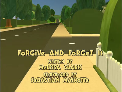 Forgive And Forget It