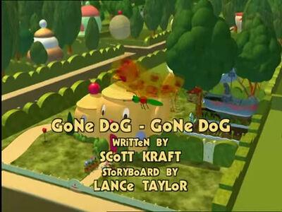 Gone Dog - Gone Dog