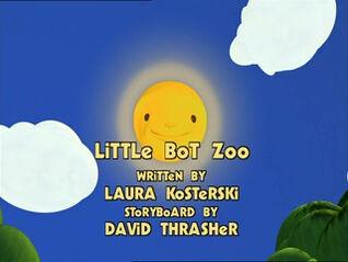 Little Bot Zoo