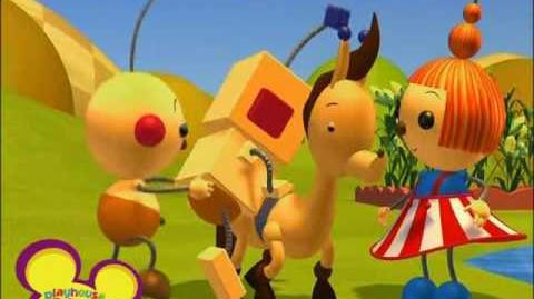Rolie Polie Olie - A Couple of Good Sports (Spanish Version)