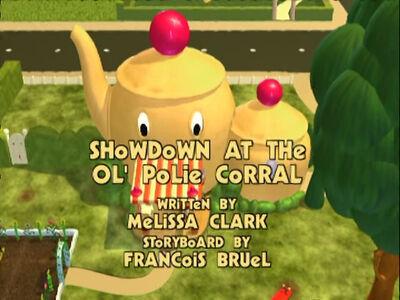 Showdown At The Ol Polie Corral