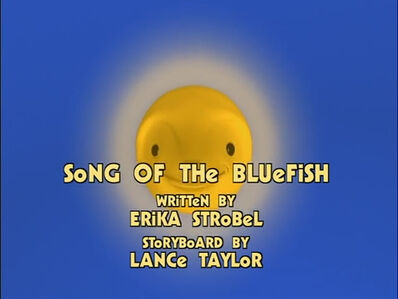 Song Of The Bluefish