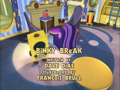 Binky Break