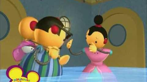 Rolie Polie Olie - The Big Drip (Spanish Version)