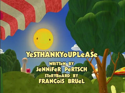 YesTHANKYOUPlease