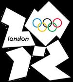 Olimpíadas 2012 Logotipo