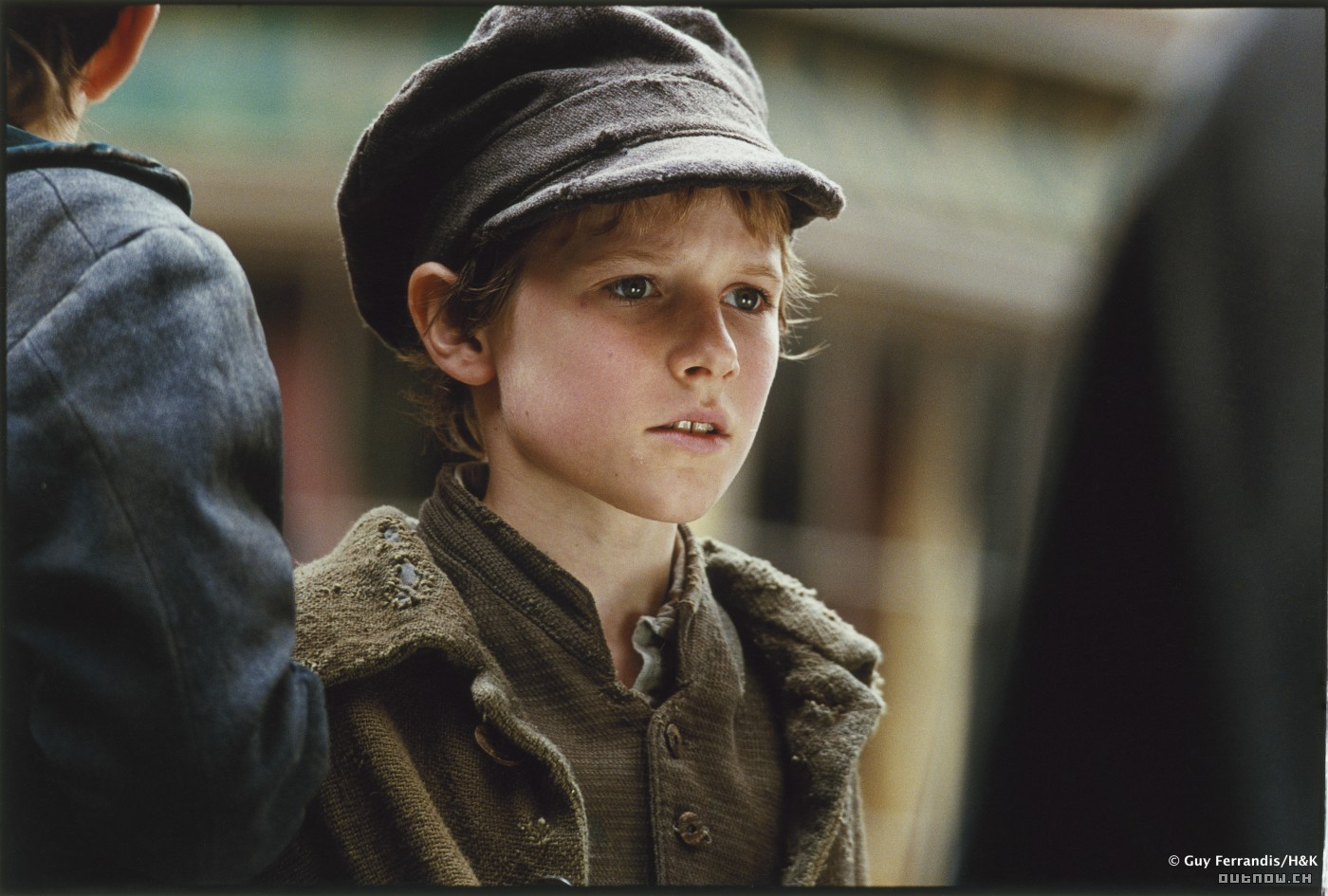 oliver twist movie characters
