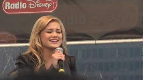 U Had Me @ Hello part 2- Olivia Holt in Chicago
