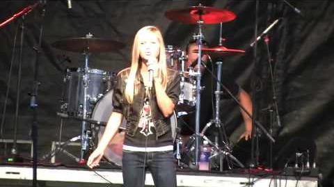 Olivia Holt ~ Child Like Faith