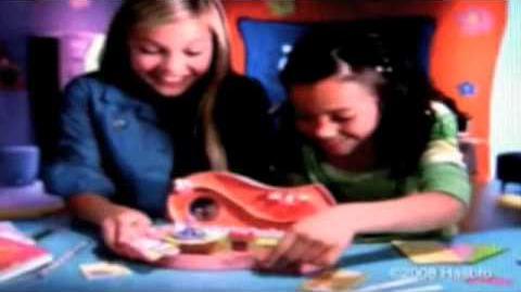 Littlest Pet Shop Olivia Holt commercial