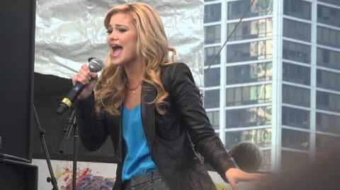 U Had Me @ Hello part 1 - Olivia Holt in Chicago