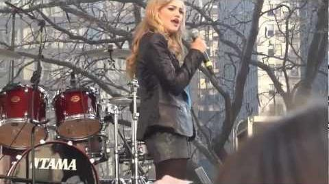 Fearless- Olivia Holt in Chicago