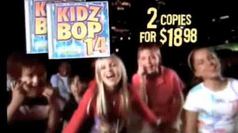 Kidz bop 14-0