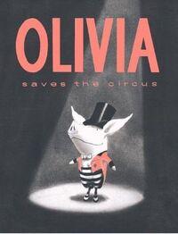 Olivia-circus-book