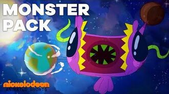 Monster Pack Nick Animated Shorts