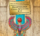 Egyptology: Code-Writing Kit