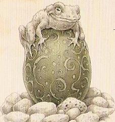 Cockatrice Dragon Egg