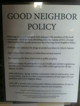 OWS Community policy