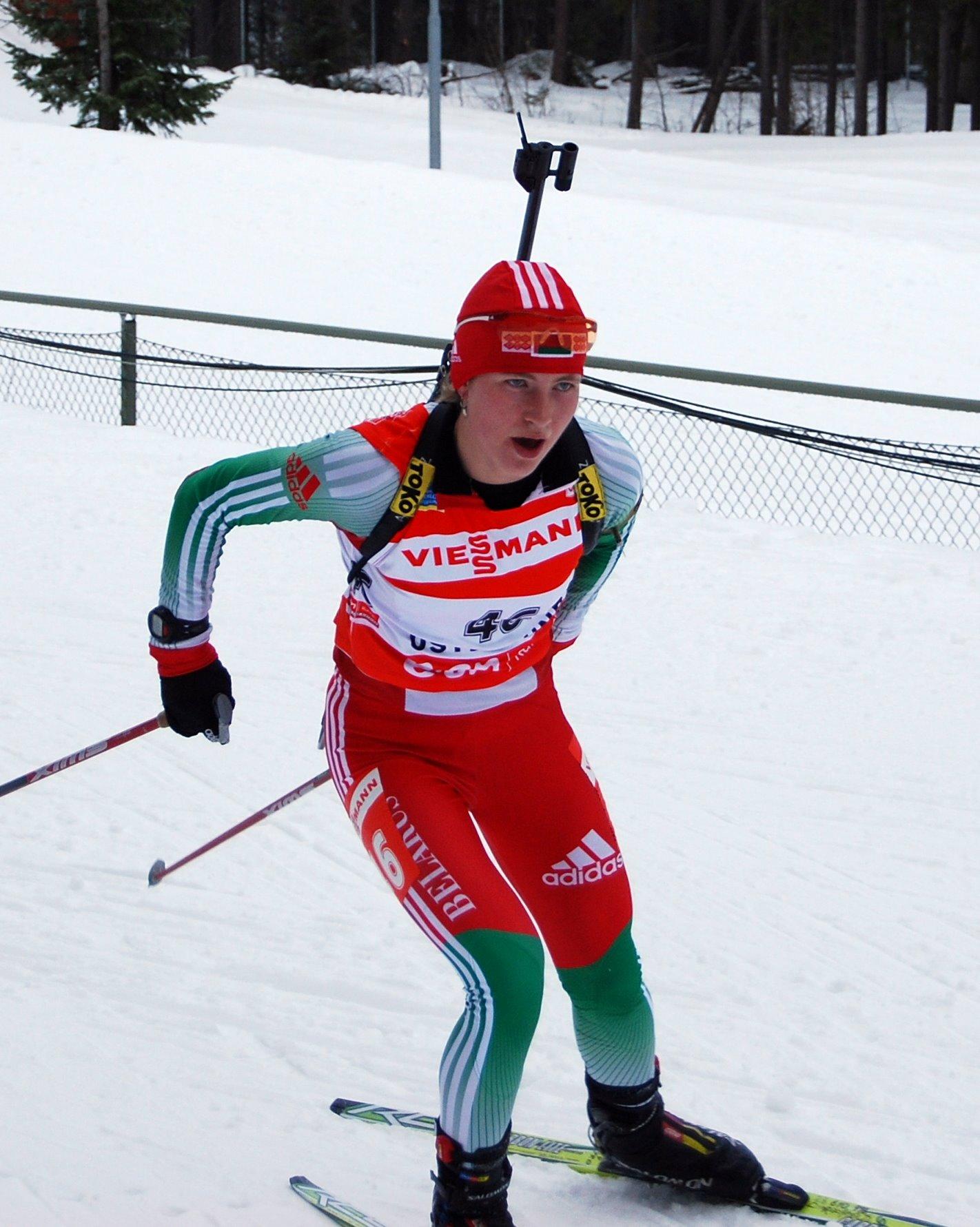 Darja Domratschawa