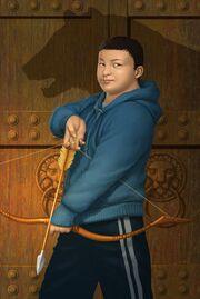 Frank zhang official art