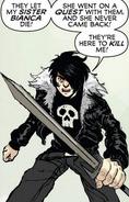 Nico's Sword GN