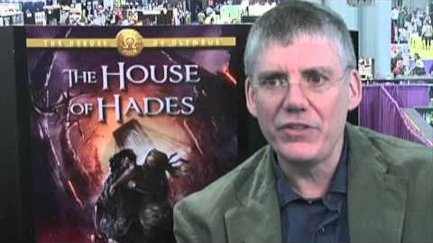 Rick Riordan Talks About 'The House of Hades'