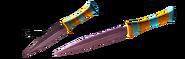 Bast daggers