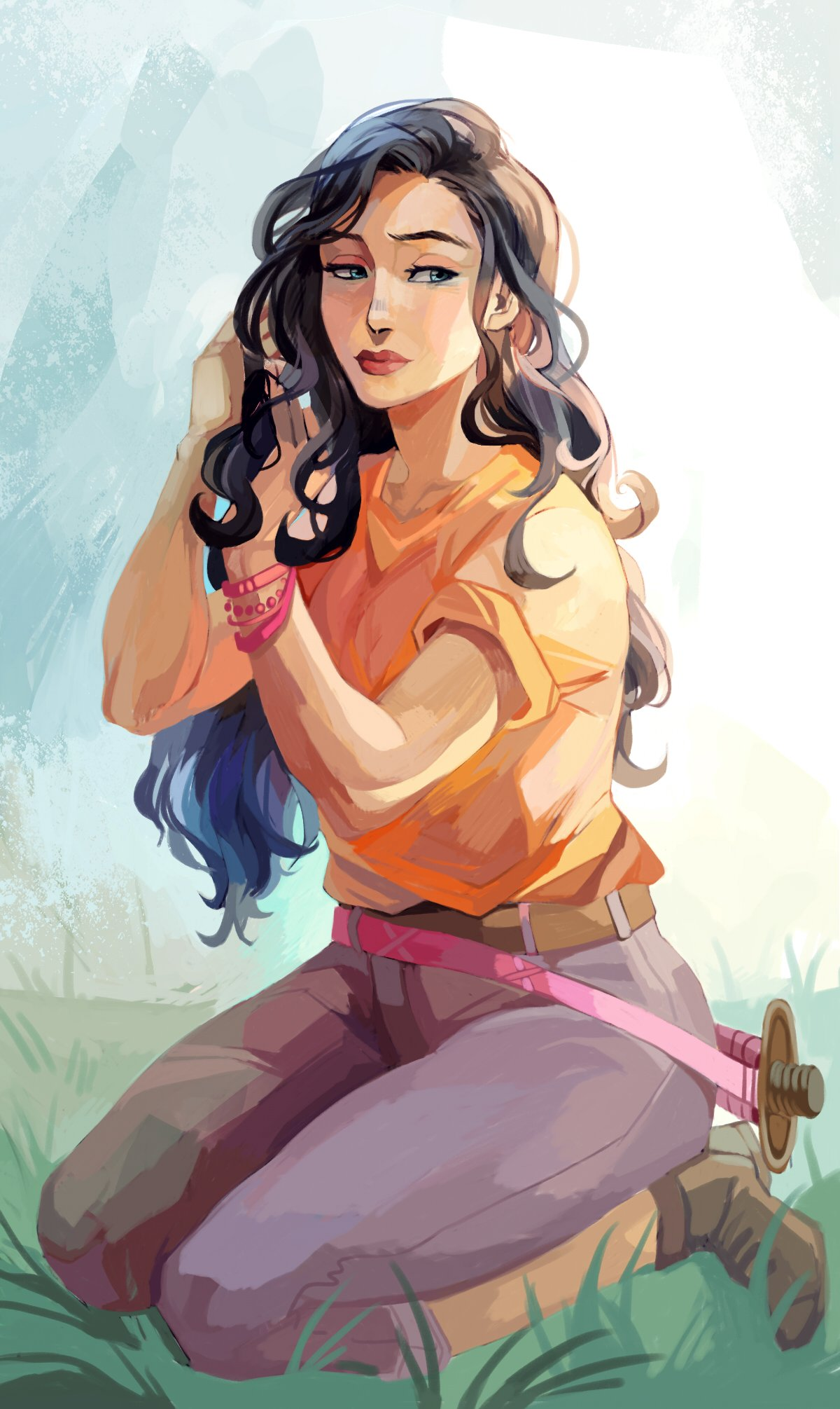 Silena Beauregard | Riordan Wiki | FANDOM powered by Wikia