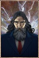 Zeus, Thalia's Father