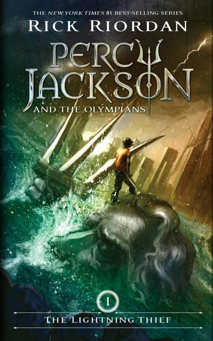 The Lightning Thief   Riordan Wiki   FANDOM powered by Wikia