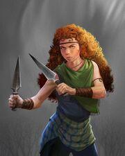 Mallory Keen Knives