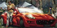 Sun Chariot Maserati GN