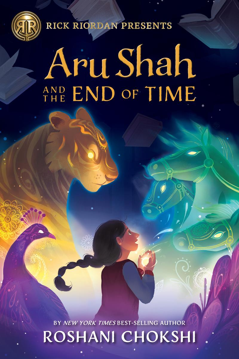 Aru Shah and the End of Time | Riordan Wiki | FANDOM powered by Wikia