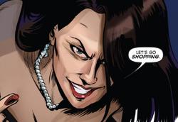 Medea evil grin
