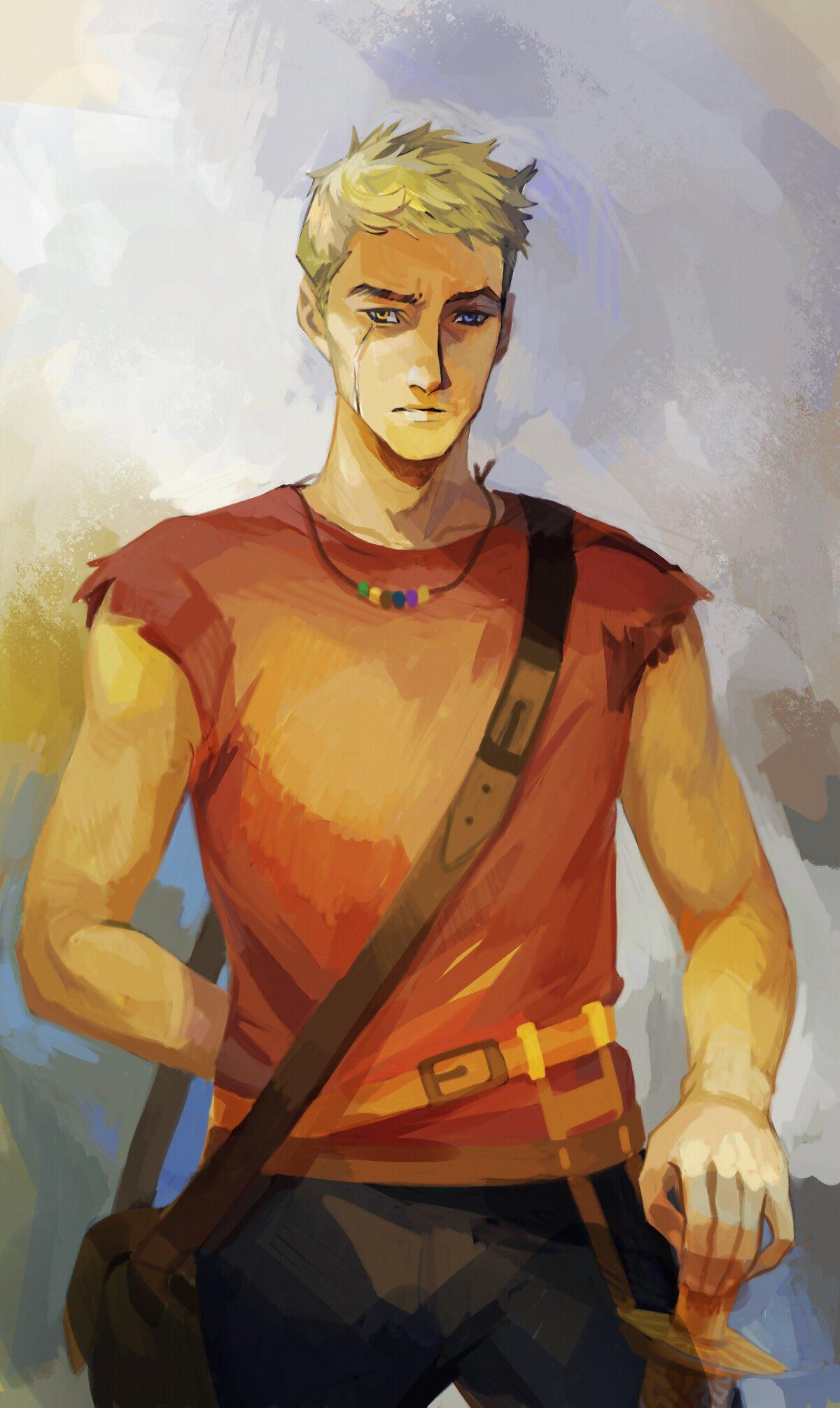 Percy X Luke
