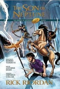 the son of neptune graphic novel