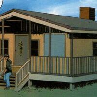 Hermes Cabin Riordan Wiki Fandom