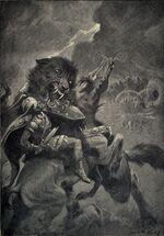 Fenrir (Fenris Wolf)