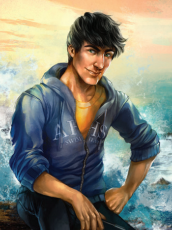 Percy Jackson Riordan Wiki Fandom Powered By Wikia