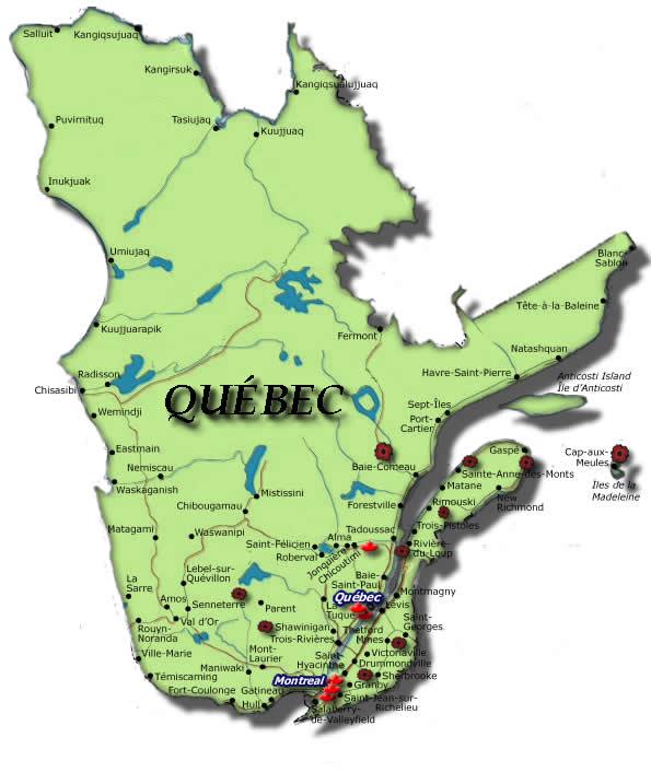 Quebec  Riordan Wiki  FANDOM powered by Wikia