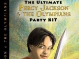 The Ultimate Percy Jackson & the Olympians Party Kit
