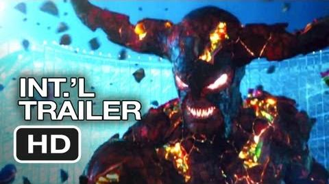 Video - Percy Jackson Sea of Monsters Official International Trailer