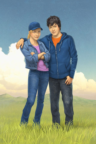 Pictures of annabeth and percy