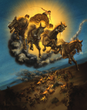 Phaethon Chariot