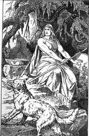 Hel (Norse goddess)