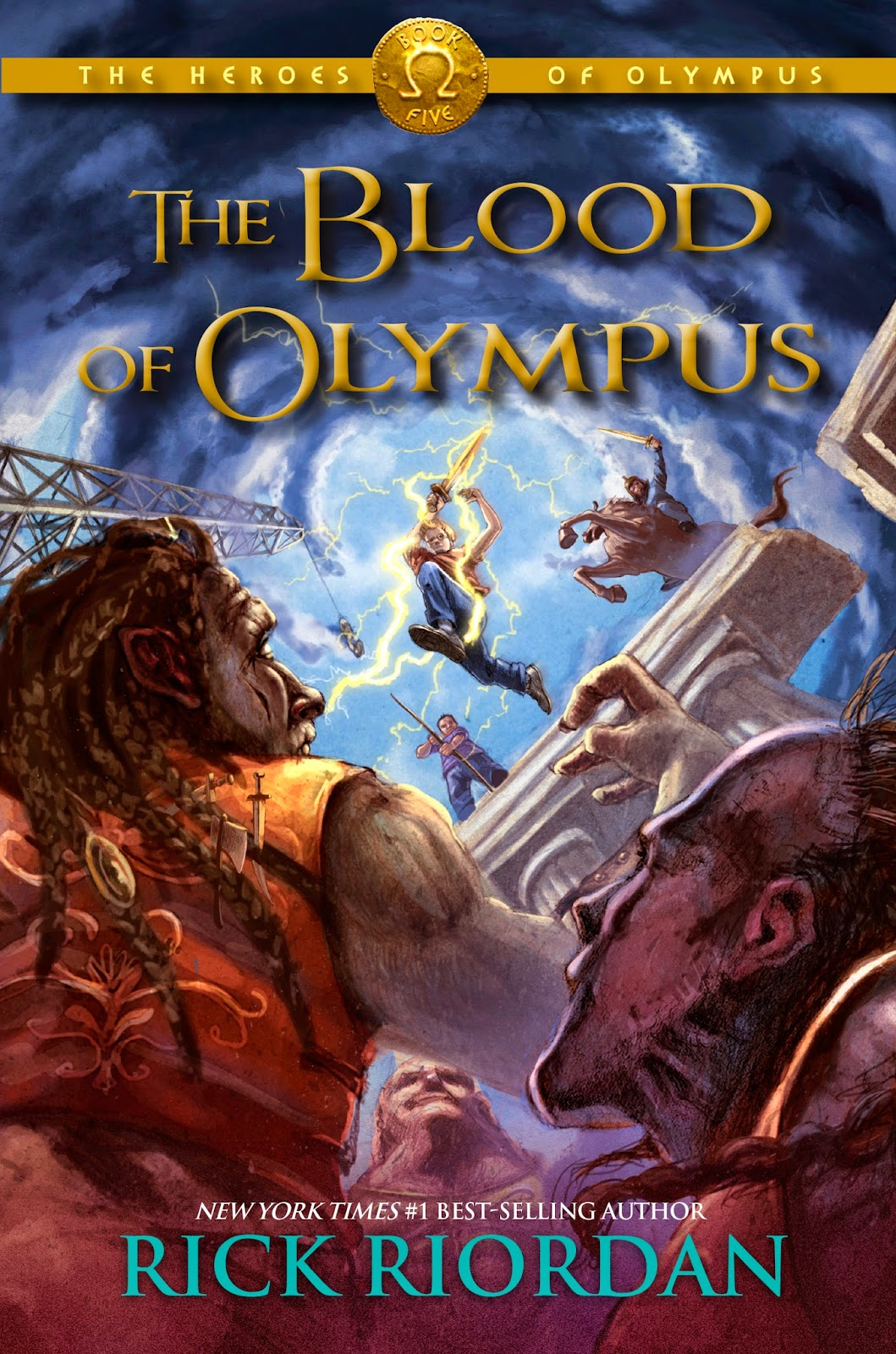 Percy Jackson The Blood Of Olympus Pdf